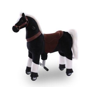 Kijana jouet d'équitation petit cheval noir