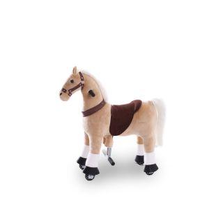 Kijana jouet d'équitation petit cheval beige