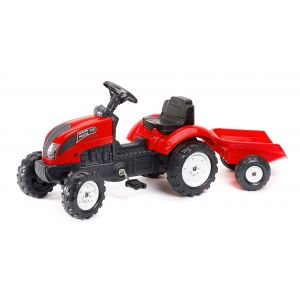 Falk tractor Master rouge