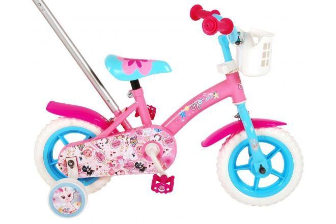 Vélo pour enfants OJO - Filles - 10 pouces - Rose / Bleu