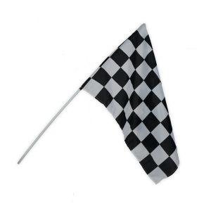 Baghera drapeau de course pour enfant