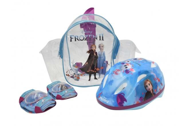 Disney Frozen 2 ensemble de protection - Casque - 51-55 cm