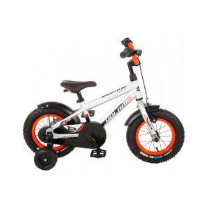 Volare Rocky vélo enfants garçons 12 pouces argent 95% assemblé prime collection