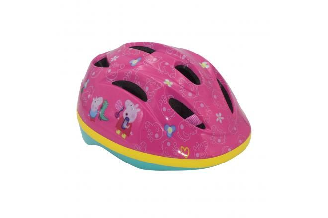 Casque de vélo Peppa Pig - Rose - 51-55 cm