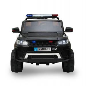 Kijana Ford Ranger voiture électrique de police enfants noire