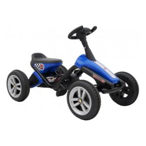 Volare Mini Kart Garçons et Filles Bleu