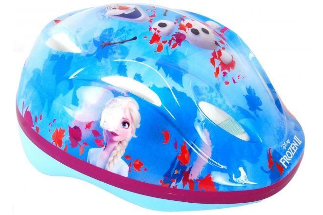 Casque de vélo Disney Frozen 2 Girls - Casque de skate - 51-55 cm