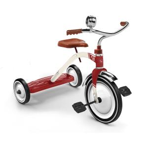 Baghera tricycle vintage rouge