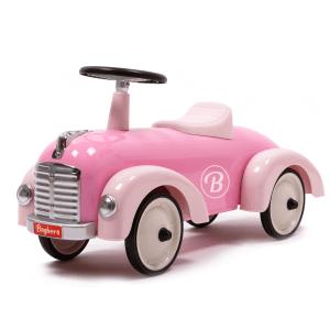 Baghera porteur Speedster rose rétro
