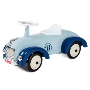 Baghera porteur Speedster bleu rétro