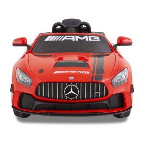 Mercedes GT4 AMG rouge prijstechnisch vehicle pour enfant