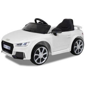 Audi voiture pour enfant TT RS blanche