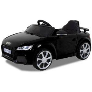 Audi voiture pour enfant TT RS noire