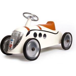 Baghera Peugeot rider porteur enfant crème