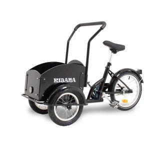 Kijana mini tricyle cargo enfant noir