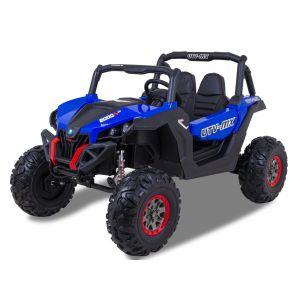 Kijana Beach Buggy 2 places voiture pour enfant bleue 12V