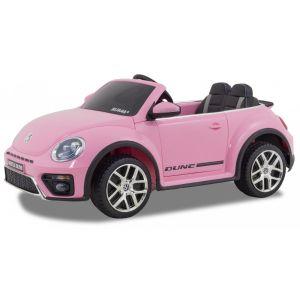 VW voiture enfant Dune Beetle rose