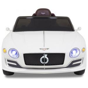 Bentley pour enfant Continental blanche