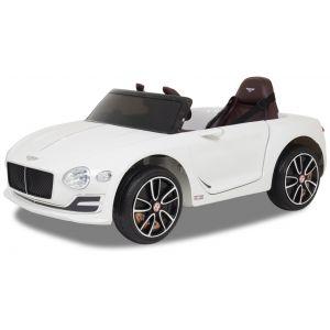 Bentley voiture pour enfant Continental blanche