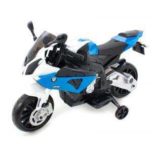 BMW moto pour enfant S1000 RR bleue