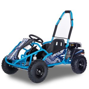 Kijana Outlaw buggy pour enfant bleu 98cc