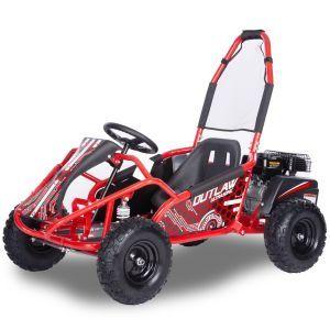 Kijana Outlaw buggy pour enfant rouge 98 cc