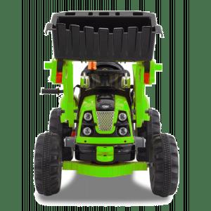 Kijana pour enfant Bulldozer vert
