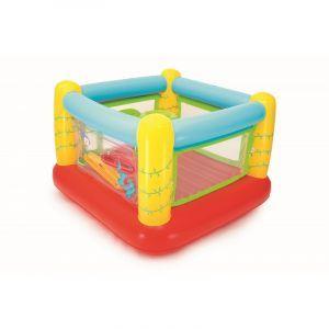 Bestway château à balles gonflable pour enfant