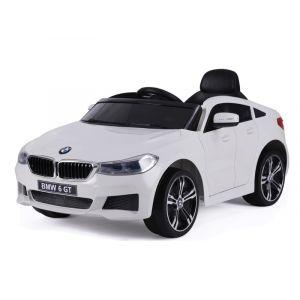 BMW voiture électrique pour enfants 6GT blanche