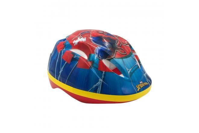 Casque de vélo Marvel Spiderman - Bleu Rouge - 51-55 cm