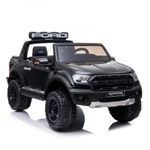 Ford Raptor voiture électrique pour enfants noire