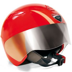 Peg Perego casque enfant rouge Ducati