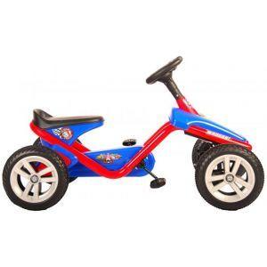 Paw Patrol kart pour enfant - Mini - rouge bleu