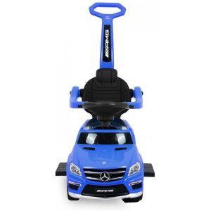 Trotteur pour enfant Mercedes GL63 bleu