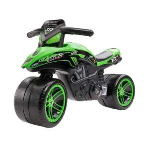 Falk porteur moto pour enfant Kawasaki Bud Racing