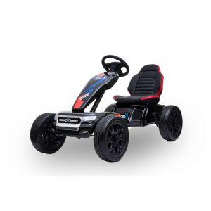 Ford kart à pédales pour enfant noir