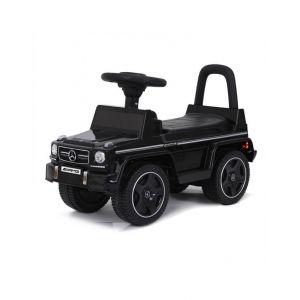 Voiture trotteur enfant Mercedes G63 noire
