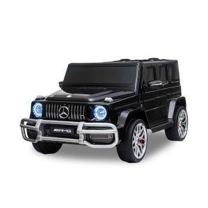 Mercedes voiture électrique pour enfant G63 2 places noire