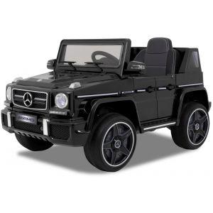 Mercedes voiture pour enfant cabriolet G63 noir