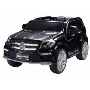 Mercedes elektrische kinderauto GL63 zwart