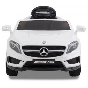 Mercedes GLA45 AMG pour enfant blanche prijstechnisch vehicle pour enfant