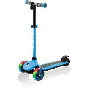 Globber Trottinette électrique E-Motion 4 bleue