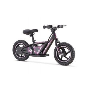 Kijana Outlaw vélo d'équilibre électrique 24V-180W rose