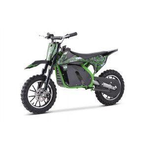 Kijana Outlaw motocross pour enfant 49cc verte