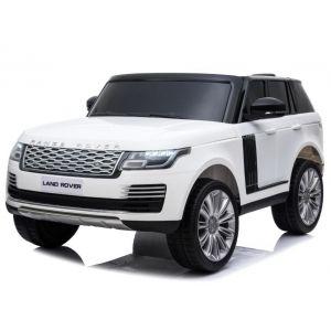 Range Rover électrique 2 places blanc prijstechnisch vehicle pour enfant