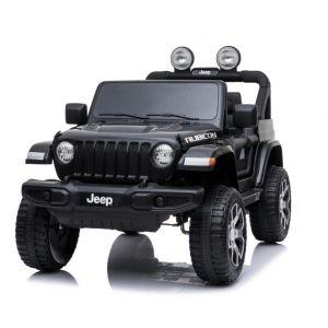 Jeep voiture pour enfant Wrangler noire