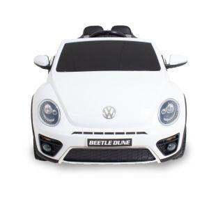 VW voiture enfant Dune Beetle blanche