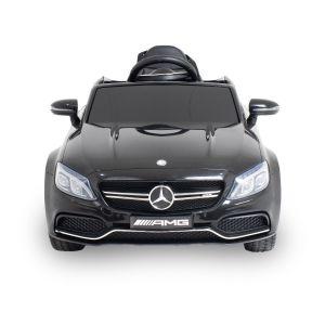 Mercedes voiture enfant C63 AMG noire