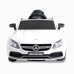 Mercedes voiture pour enfant C63 blanche