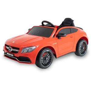 Mercedes voiture enfant C63 rouge